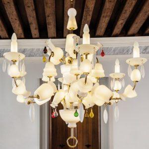 arnolfini lampadario venini