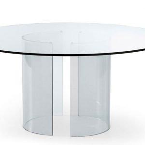 tavolo cristallo adam