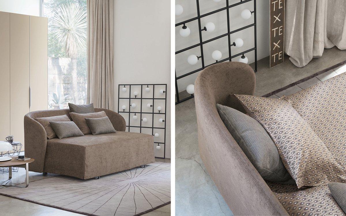 C line divano letto trasformabile 2c arredamenti for 2c arredamenti