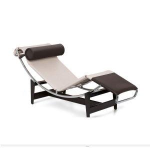 cassina-lc4-chaise-longue-tessuto-pelle