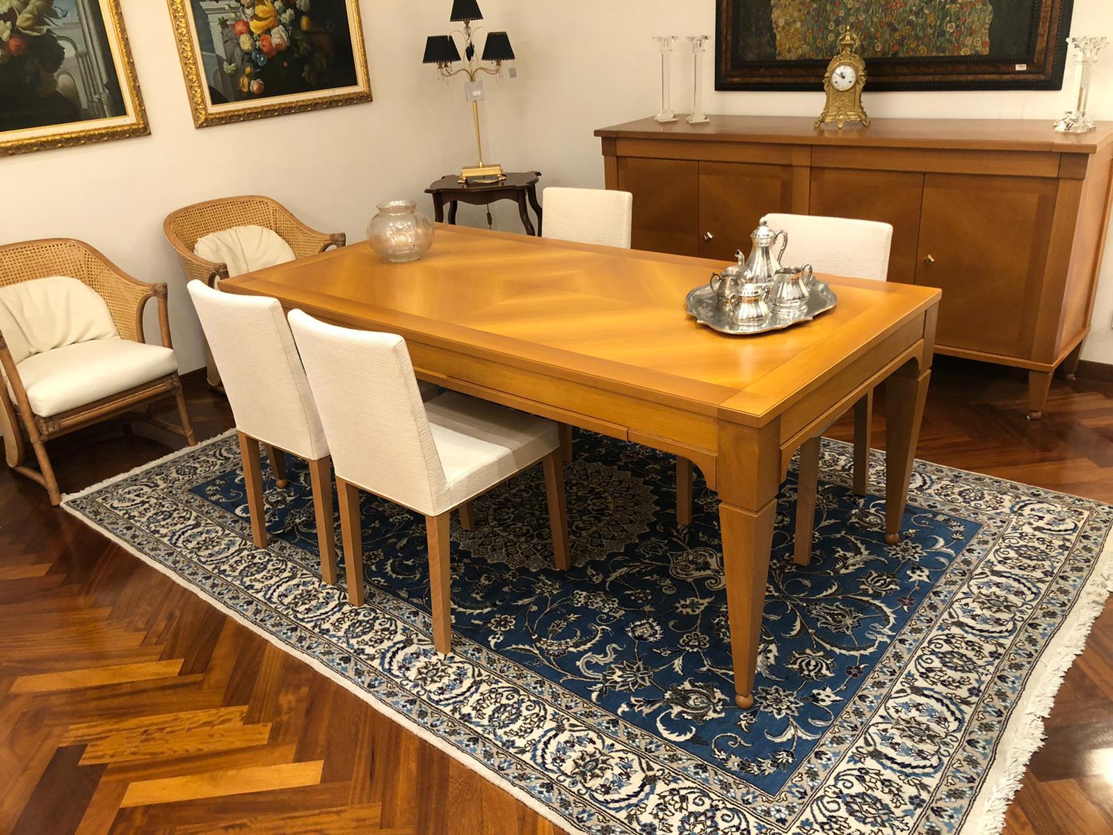 Tavolo allungabile Roncoroni